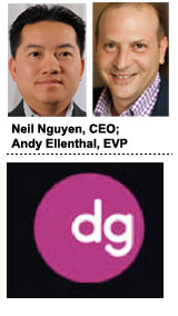 Neil Nguyen and Andy Ellenthal, DG
