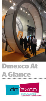 Dmexco-booth