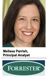Melissa Parrish, Forrester
