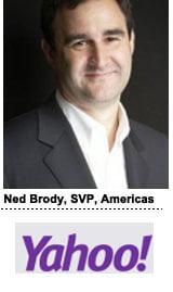 Ned Brody, Yahoo