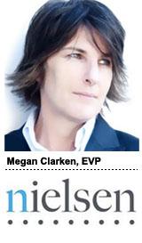 Megan Clarken, EVP, Nielsen