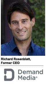 Richard Rosenblatt, Demand Media