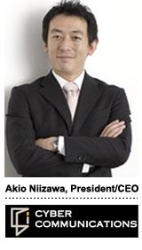 Akio Niizawa, CCI