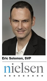 Eric Solomon, Nielsen