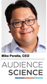 Mike Peralta, AudienceScience 2013