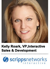 Kelly Roark, Scripps Networks Interactive