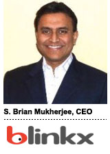 S. Brian Mukherjee, CEO, Blinkx