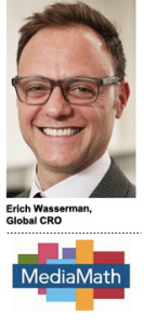 Erich Wasserman, Global CRO, MediaMath