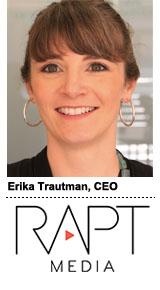 Erika Trautman, CEO, Rapt