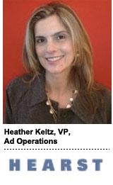 Heather Keltz, VP, Hearst Magazines Digital