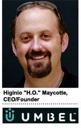 """Higinio """"H.O."""" Maycotte, Umbel"""