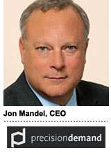 Jon Mandel, CEO, PrecisionDemand