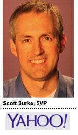 Scott Burke, SVP