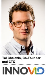 Tal Chalozin,CTO,  Innovid