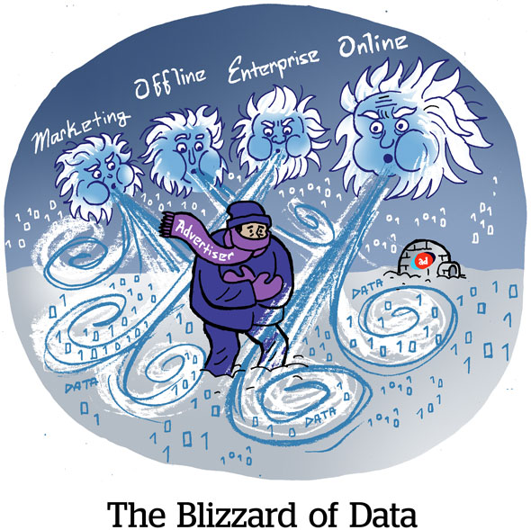 The Blizzard Of Data
