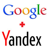 google-and-yandex