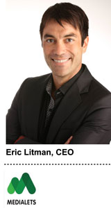 Interview With :   Eric Litman, CEO at Medialets
