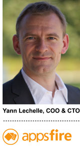 Interview With :   Yann Lechelle, COO and CTO of the French app-marketing firm Appsfire