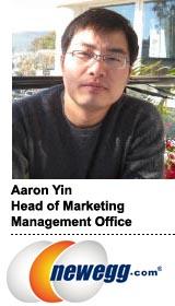 Aaron yin Newegg