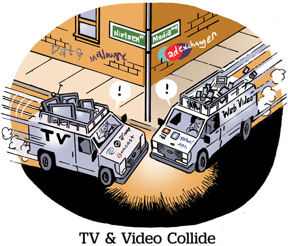 TV & Video Collide