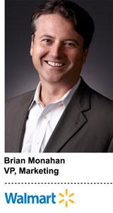Walmart com's Brian Monahan On Bridging The Digital-Physical