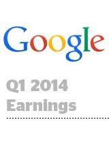 google q1 2014