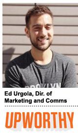 Ed Urgola Upworthy