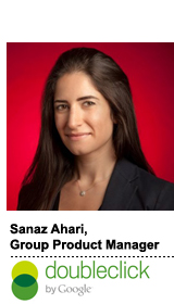 Sanaz Ahari DoubleClick