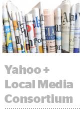 Yahoo Local Media Consortium