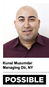 kunal Muzumdar possible