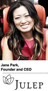 Jane Park Founder Julep