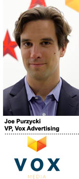 Joe Purzycki Vox Media