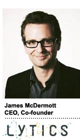 james mcdermott lytics