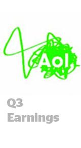 AOL Q3 earnings