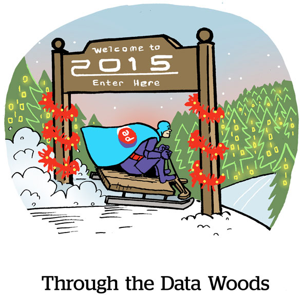 Through the Data Woods