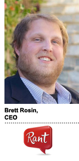 Brett Rosin CEO Rant
