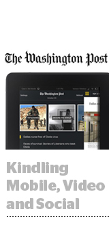 WaPo Kindle