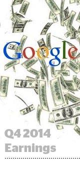 google q4 2014