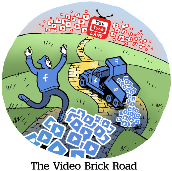 The Video Brick Road