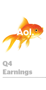 AOL q4 earnings
