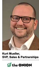 Kurt Mueller The Onion