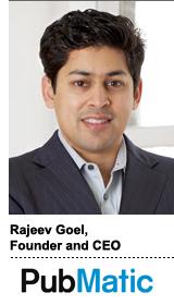 Rajeev Goel CEO PubMatic