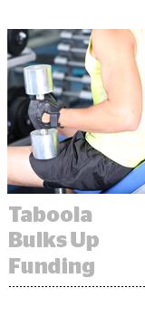 Taboola funding