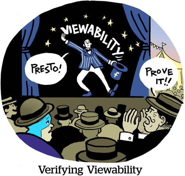 Verifying Viewability
