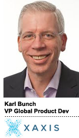 Karl Bunch Xaxis
