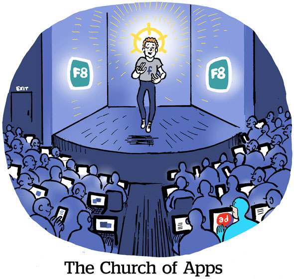 The Church of Apps