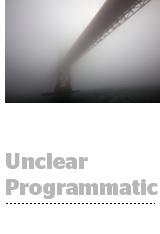 foggyprogrammatic