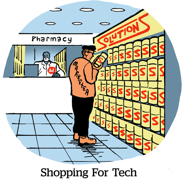 Shopping For Tech
