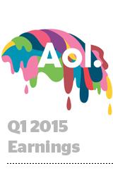 Q1 2015 AOL