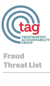 TAG Fraud